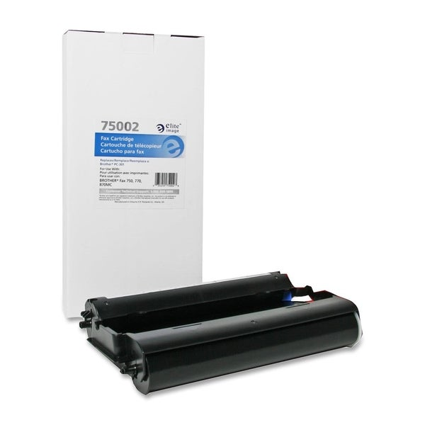 Elite Image Remanufactured Thermal Transfer Cartridge Alternative for Brother PC301