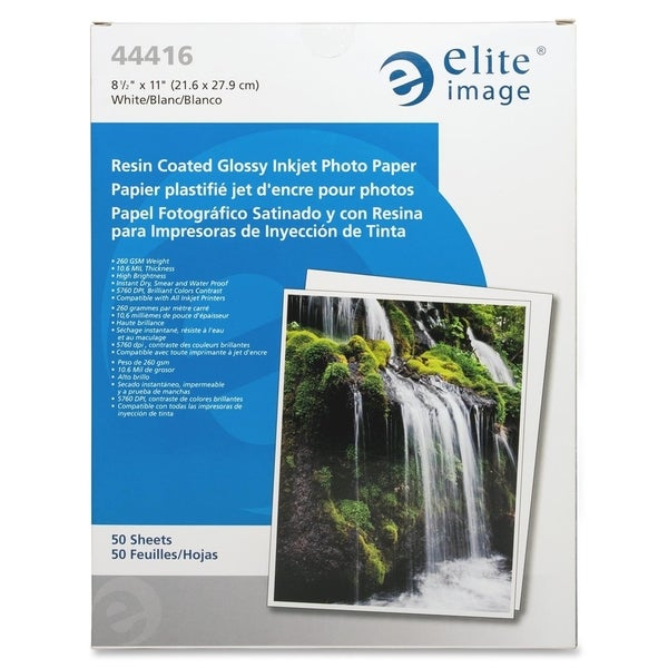 Elite Image Premium Photo Paper (50 per Pack)