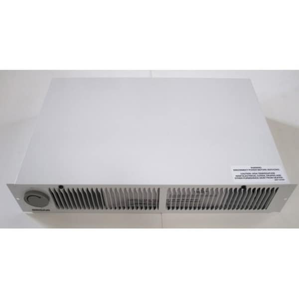 Broan Nutone White Kickspace Heater (Without Built-in Thermostat)