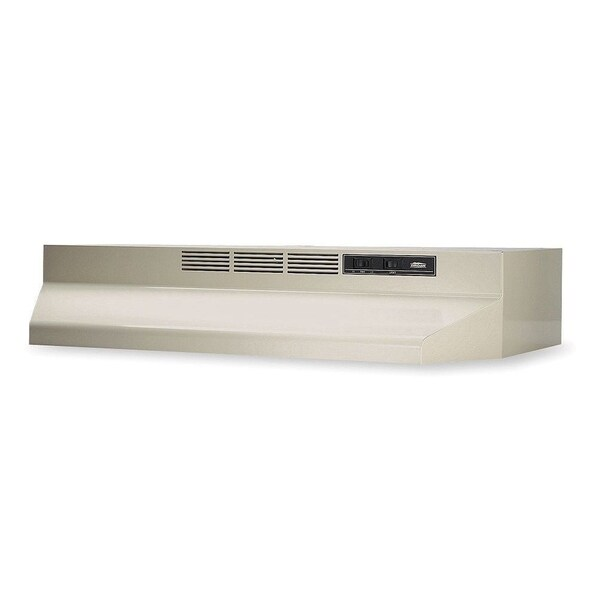 Broan NuTone Almond Non-ducted Range Hood 413008 15557472