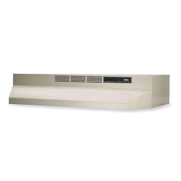 Broan Nutone Almond Non-ducted Range Hood 15557472