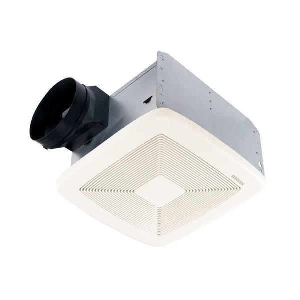 Broan Nutone 110 CFM 0.9 Sones Energy Star Fan/ Fluorescent Light/ Night Light