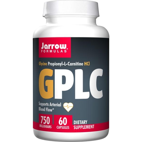 Jarrow Formulas GPLC GlycoCarn (60 Veggie Caps)