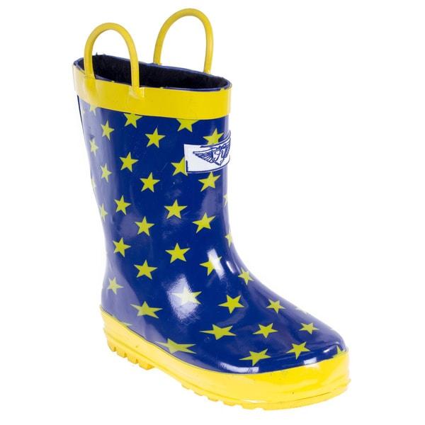 Kids' Sun Stars Rain Boots
