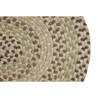 Woodbridge Braided Wool Rug (7'4 x 9'4)7'4 x 9'4 by Better Trends
