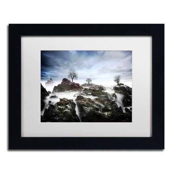 Philippe Sainte-Laudy 'And Then..' Framed Canvas Art