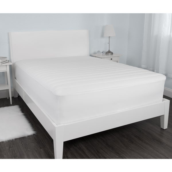 Waverly Peachy 220 Thread Count Mattress Pad