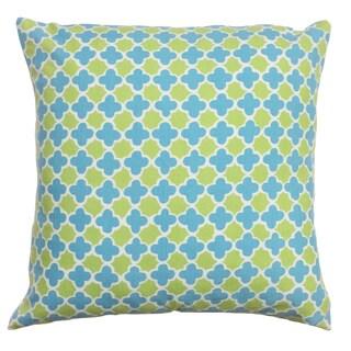 Lizzy Linen Blend 17-inch Throw Pillow