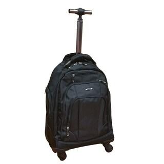 Kemyer Elite 19-inch Spinner Computer Backpack