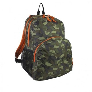 Fuel Dome Camo Backpack