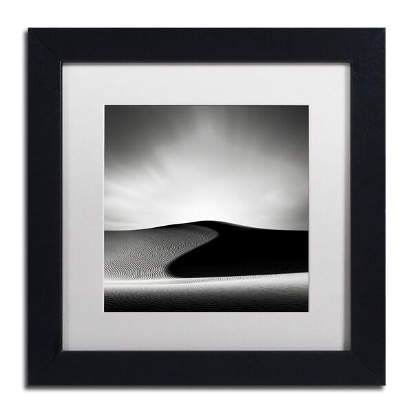 Dave MacVicar 'Dark Shadows' Framed Canvas Art