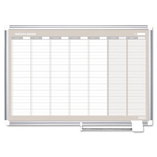MasterVision Weekly Planner