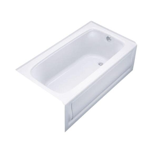 Kohler Bancroft 5 Foot Right Drain Bathtub