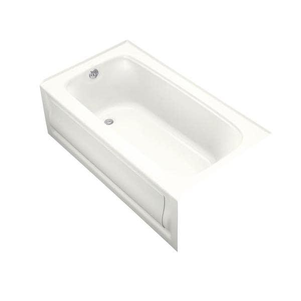 Kohler Bancroft 5 Foot Bath with Left-hand Drain