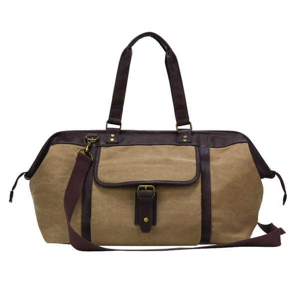 The Canvas Arlington Tablet Overnight Weekend Duffel