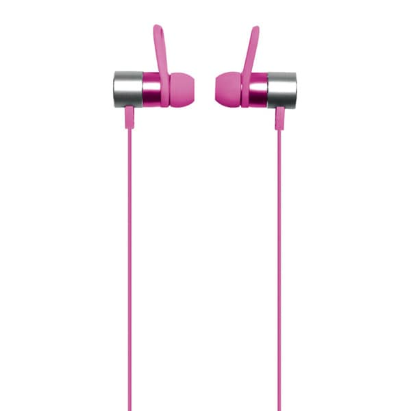 Polaroid HD BT Earbuds Pink