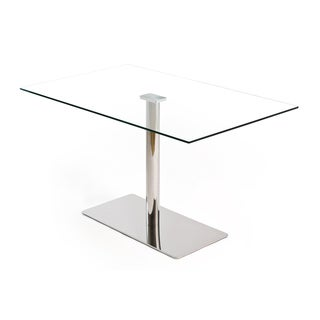 AEON Furniture Willow Rec. Glass Top Table