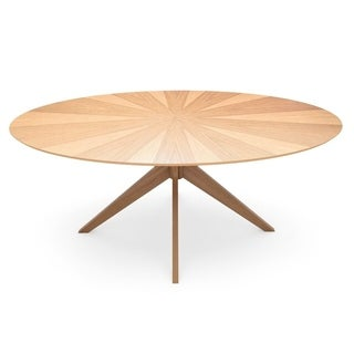 AEON Furniture Brockton Oval Table