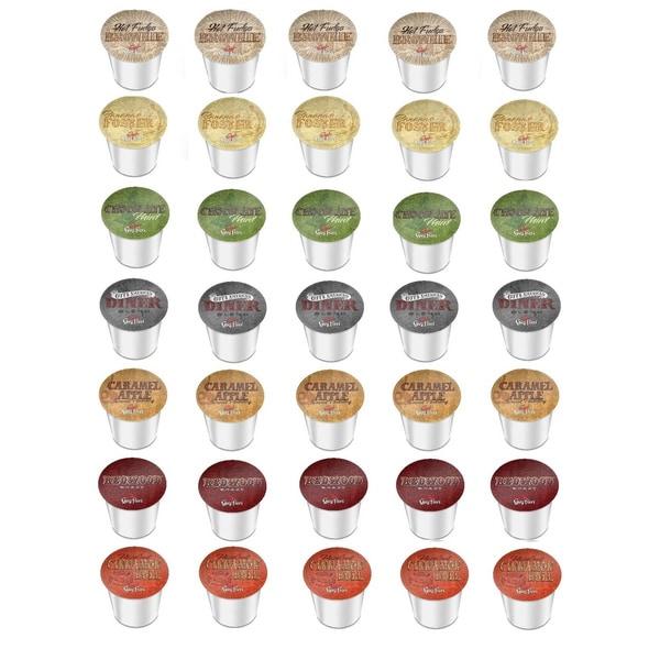Guy Fieri Single-serve Coffee K Cup 35-count Varity Pack Sampler