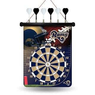 Los Angeles Rams Magnetic Dart Set