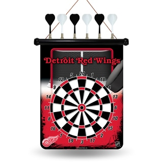 Detroit Red Wings Magnetic Dart Set