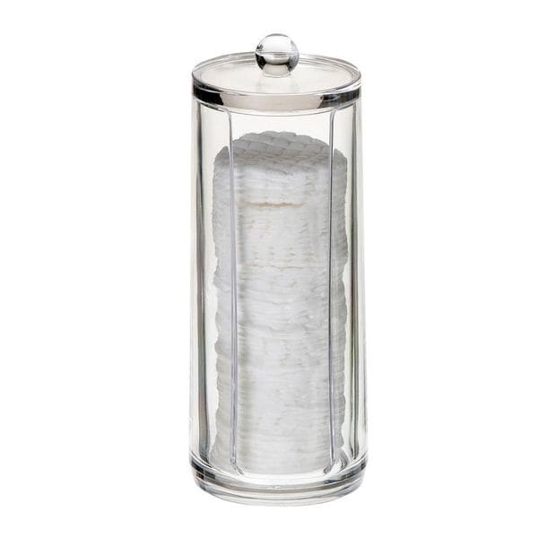 Danielle Cylindrical Cotton Pad Holder
