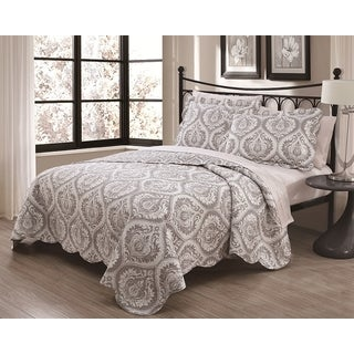 Regency 3-Piece Quilt Set