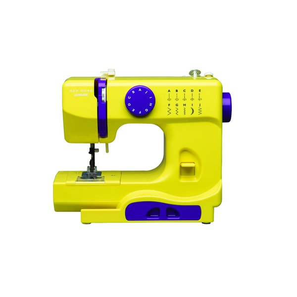 Janome Citrus Circus Portable Sewing Machine
