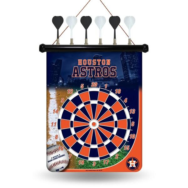 Houston Astros Magnetic Dart Set 15561837