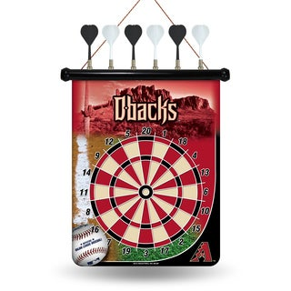 Arizona Diamondbacks Magnetic Dart Set