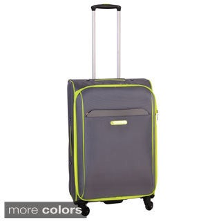 Swiss Cargo TruLite 24-inch Expandable Spinner Upright Suitcase