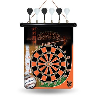 San Francisco Giants Magnetic Dart Set