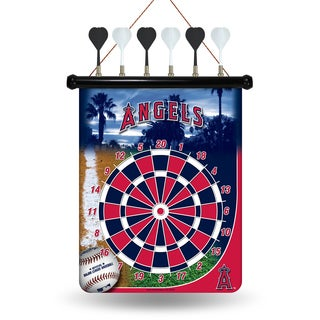 Los Angeles Angels Magnetic Dart Set