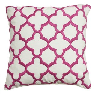Kelly 16-inch Feather and Down Filled Throw Pillow