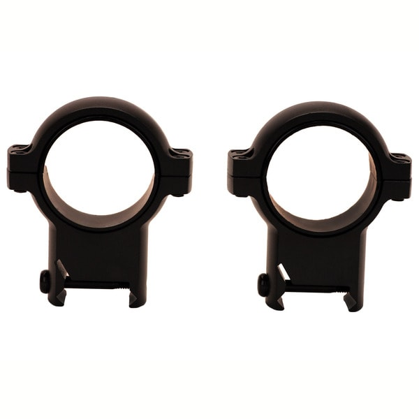 Burris 30mm Zee Rings Extra High Black Matte
