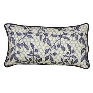Rizzy Home Laura Fair 21-inch Decortive Throw Pillow