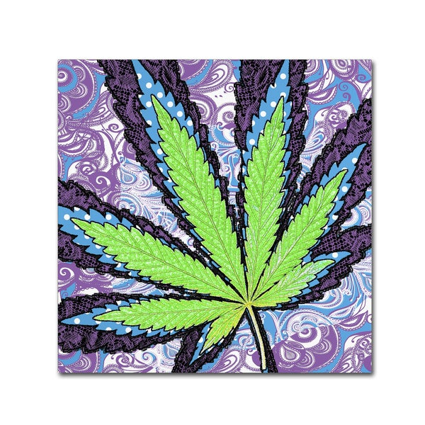 Potman 'Berry Jane' Canvas Art