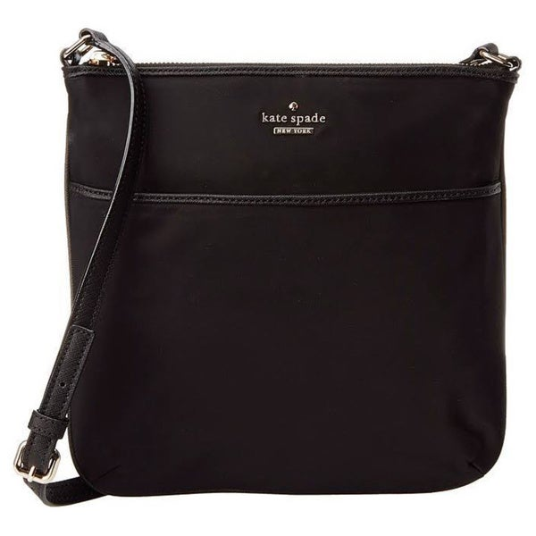 Kate Spade New York Joni Nylon Classic Black Handbag