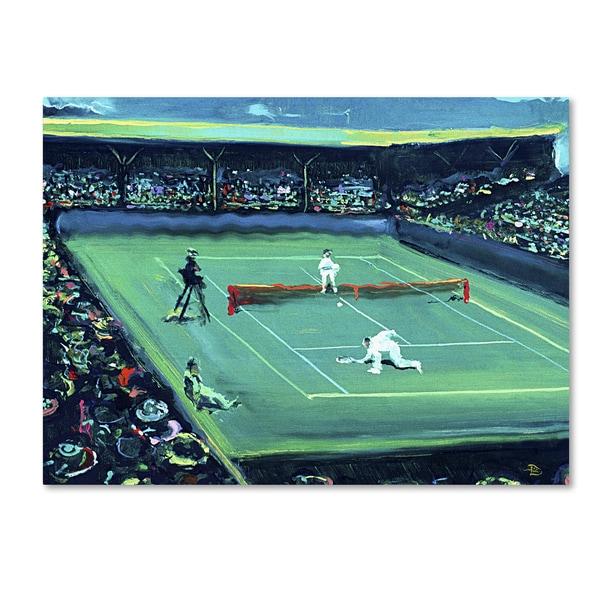 Lowell S.V. Devin 'Grand Slam' Canvas Art