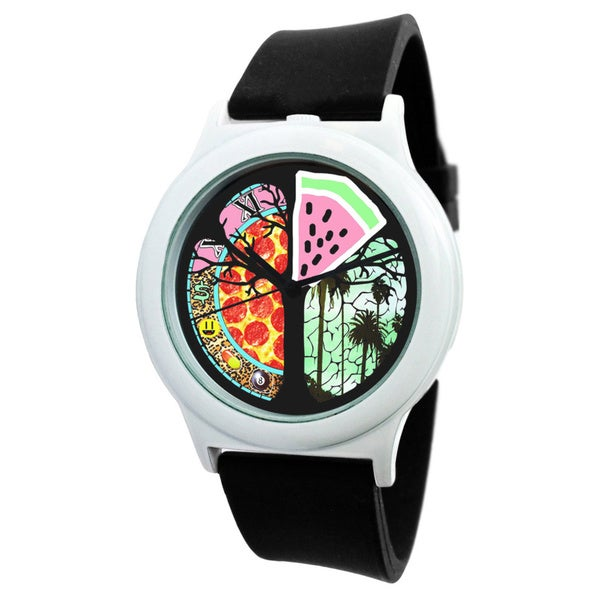 Time Peace The Presence/ Watermelon Pizza Watch