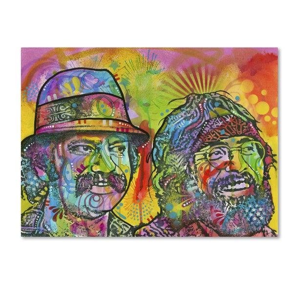 Potman 'Cheech' Canvas Art