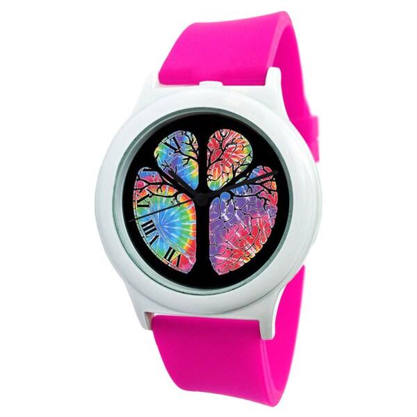 Time Peace The Presence/ Tree O'Clock Watch