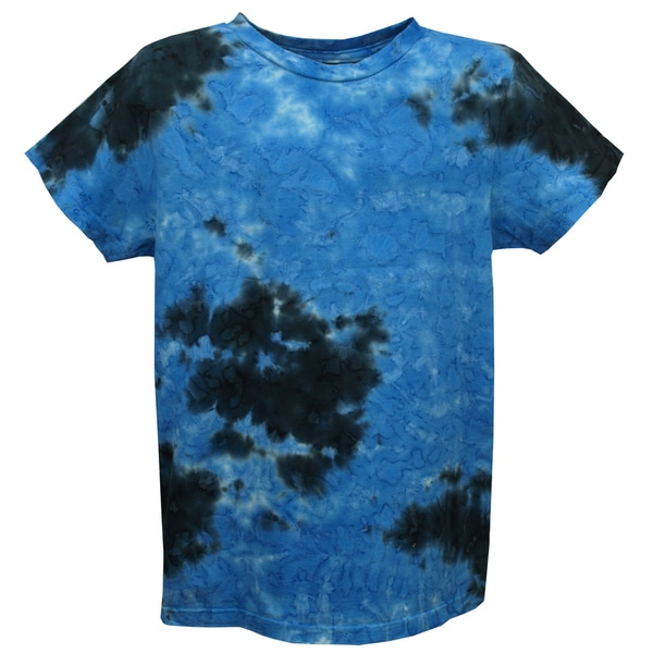 Artisans Apparel Youth Surf Blue Cosmic Wash Tee