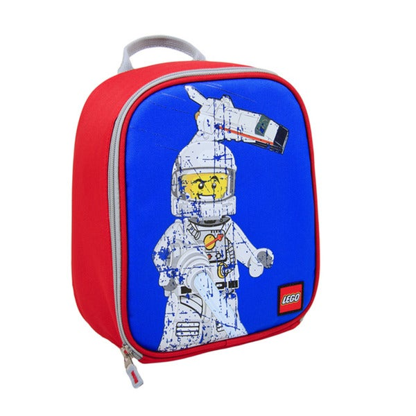 Lego Space Vertical Lunch Tote