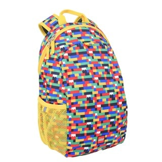 Lego Classic Brick Red/ Blue Heritage Basic Backpack