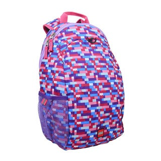 Lego Classic Brick Pink/ Purple Heritage Backpack