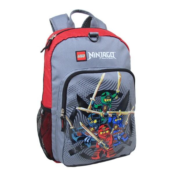 Lego Ninjago Hero Heritage Classic Backpack