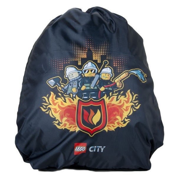 Lego City Fire To The Rescue Cinch Sack