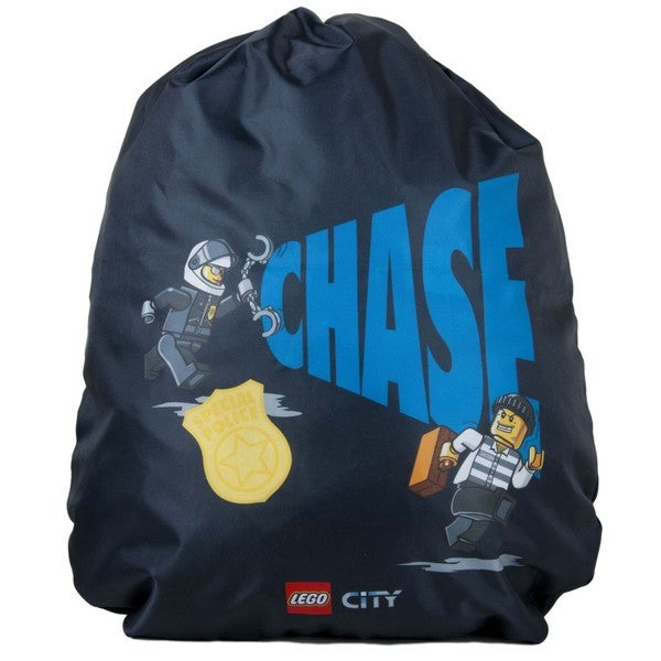 Lego City Police Catch The Crook Cinch Backpack