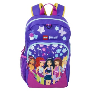 Lego Friends Kaleidoscope Heritage Classic Backpack